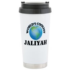 World's Coolest Jaliyah Travel Coffee Mug