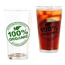 Organic Seal Drinking Glass