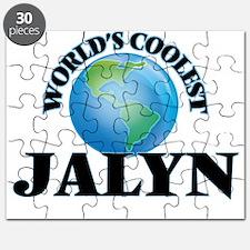 World's Coolest Jalyn Puzzle