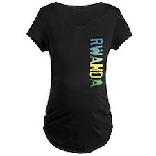 co-rwanda Maternity T-Shirt