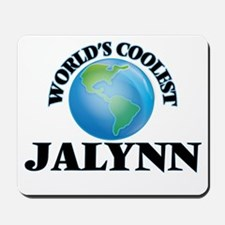 World's Coolest Jalynn Mousepad