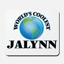 World's Coolest Jalynn Mousepad