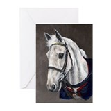 Horse racing desert orchid Greeting Cards (10 Pack)