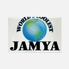 World's Coolest Jamya Magnets