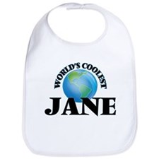 World's Coolest Jane Bib