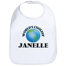 World's Coolest Janelle Bib