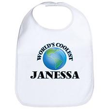 World's Coolest Janessa Bib