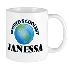 World's Coolest Janessa Mugs