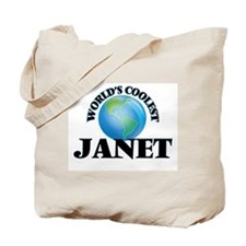 World's Coolest Janet Tote Bag