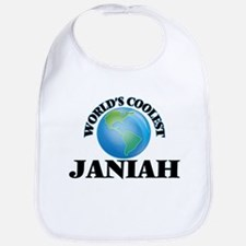 World's Coolest Janiah Bib