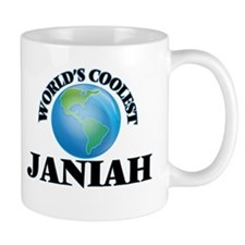 World's Coolest Janiah Mugs