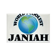 World's Coolest Janiah Magnets