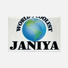 World's Coolest Janiya Magnets