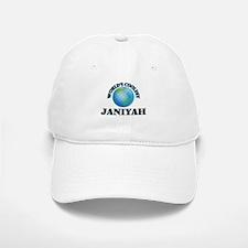 World's Coolest Janiyah Baseball Baseball Cap