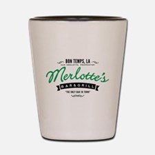 Merlotte's In Bon Temps True Blood Shot Glass