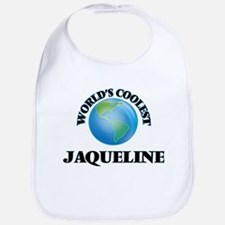 World's Coolest Jaqueline Bib