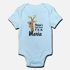 Personalized Nona gift for Grandchild Body Suit