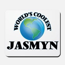 World's Coolest Jasmyn Mousepad