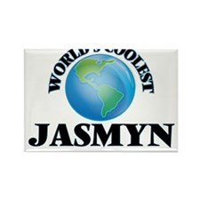 World's Coolest Jasmyn Magnets