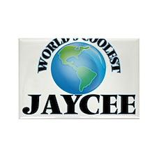 World's Coolest Jaycee Magnets