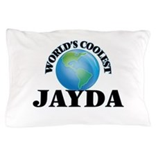 World's Coolest Jayda Pillow Case