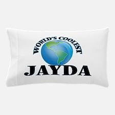 World's Coolest Jayda Pillow Case