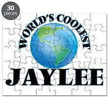 World's Coolest Jaylee Puzzle