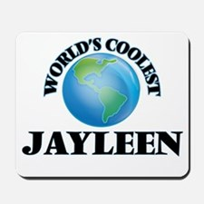 World's Coolest Jayleen Mousepad