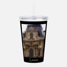 The Louvre Acrylic Double-wall Tumbler