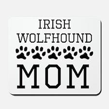 Irish Wolfhound Mom Mousepad