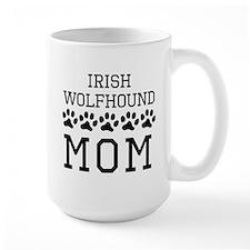 Irish Wolfhound Mom Mugs
