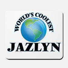World's Coolest Jazlyn Mousepad