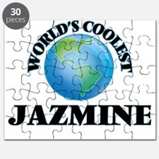 World's Coolest Jazmine Puzzle