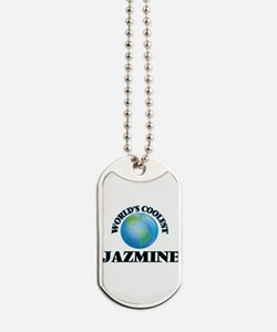 World's Coolest Jazmine Dog Tags