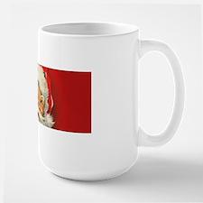 Vintage Christmas Santa Claus Mugs