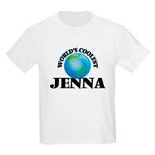 World's Coolest Jenna T-Shirt