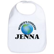 World's Coolest Jenna Bib