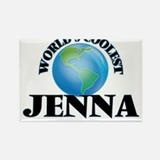 World's Coolest Jenna Magnets