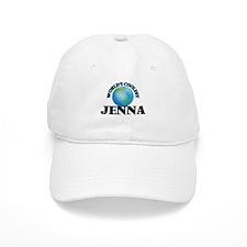World's Coolest Jenna Baseball Cap