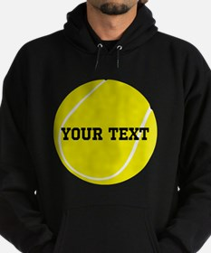 Personalized Tennis Gift Hoodie