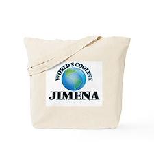 World's Coolest Jimena Tote Bag