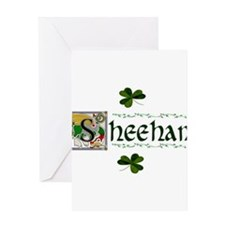 Cute Gathering ireland clans Greeting Card