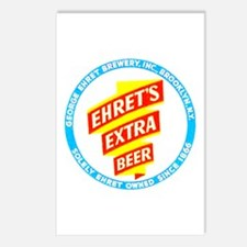 Ehret's Beer-1940 Postcards (Package of 8)