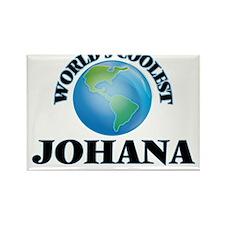 World's Coolest Johana Magnets