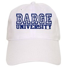 BARGE University Baseball Cap