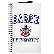 BARGE University Journal