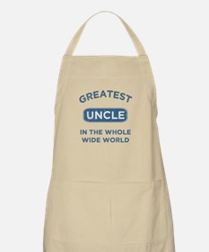 Greatest Uncle In The World Apron