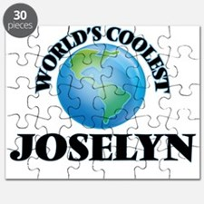 World's Coolest Joselyn Puzzle