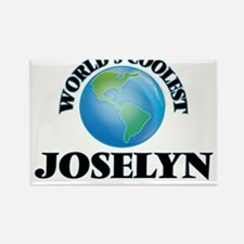 World's Coolest Joselyn Magnets