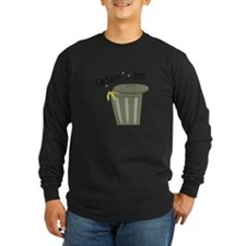 Garbage Zone Long Sleeve T-Shirt